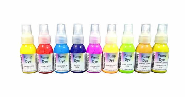 tinta spray para tecido