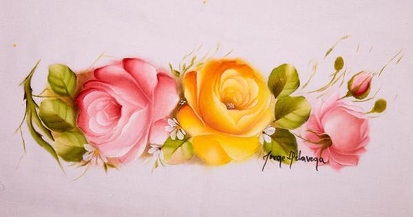 Riscos de pintura - dia das mães