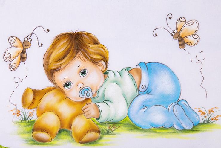 Desenhos Da Minnie Para Pintar Em Tecido: 5 Desenhos Para Pintura Em Tecido Infantil