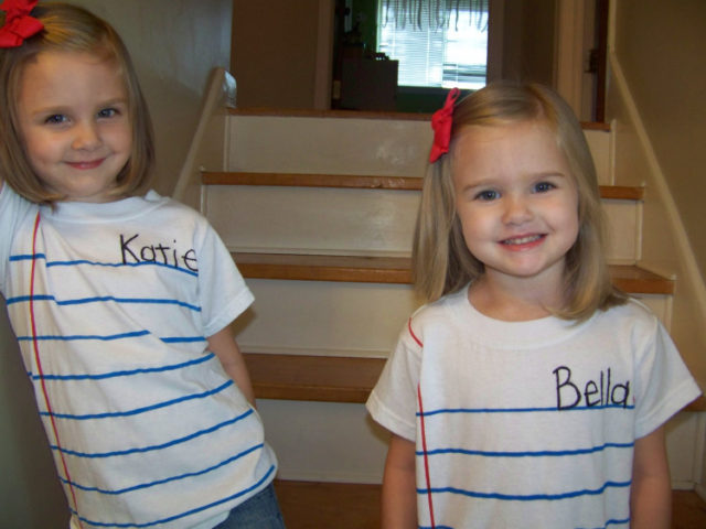 camisetas pintadas à mão