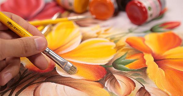 pintura em tecido benefícios