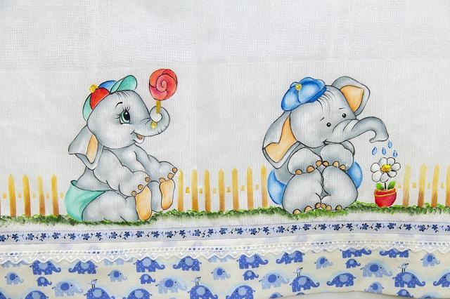 Pintura de elefantes